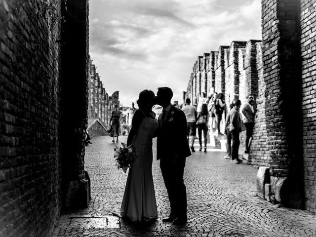 Il matrimonio di Mattia e Antonia a Verona, Verona 2