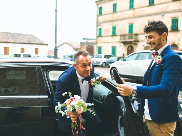 Il matrimonio di Claudio e Romina a Fano, Pesaro - Urbino 32