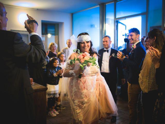 Il matrimonio di Claudio e Romina a Fano, Pesaro - Urbino 35