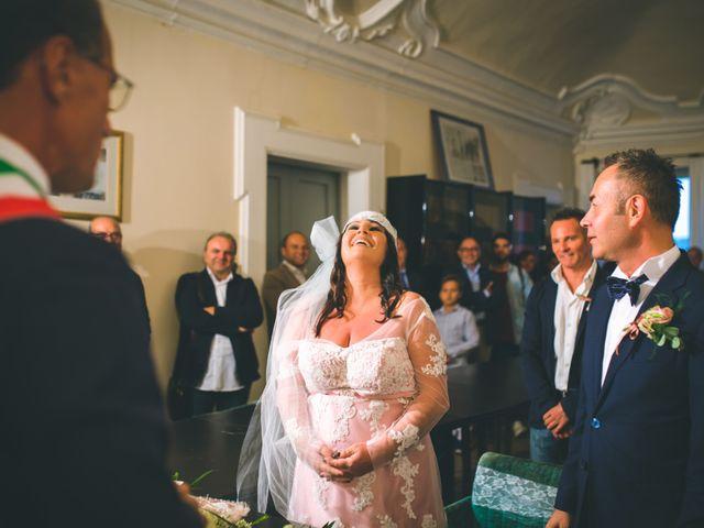 Il matrimonio di Claudio e Romina a Fano, Pesaro - Urbino 37