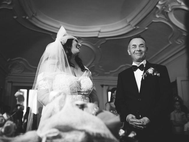 Il matrimonio di Claudio e Romina a Fano, Pesaro - Urbino 38
