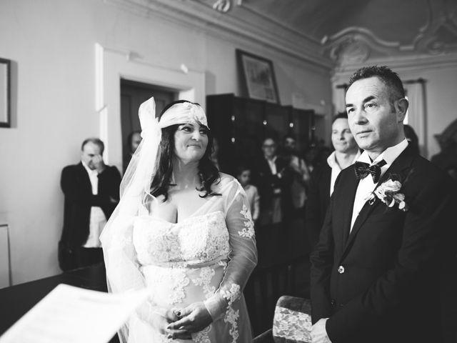 Il matrimonio di Claudio e Romina a Fano, Pesaro - Urbino 39