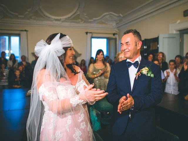 Il matrimonio di Claudio e Romina a Fano, Pesaro - Urbino 40