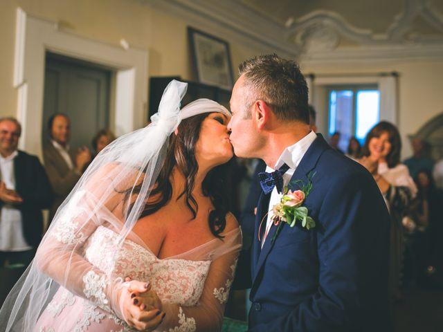 Il matrimonio di Claudio e Romina a Fano, Pesaro - Urbino 41