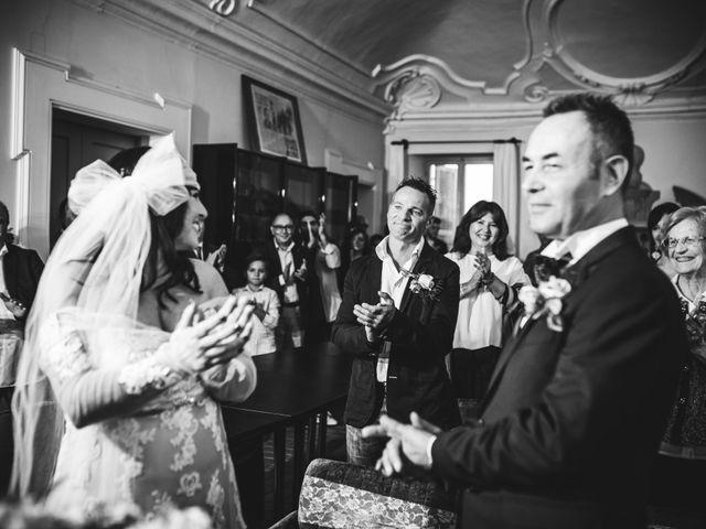 Il matrimonio di Claudio e Romina a Fano, Pesaro - Urbino 44