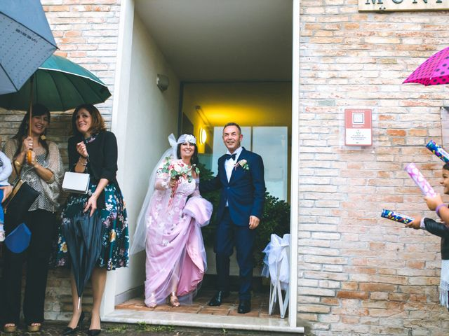 Il matrimonio di Claudio e Romina a Fano, Pesaro - Urbino 46