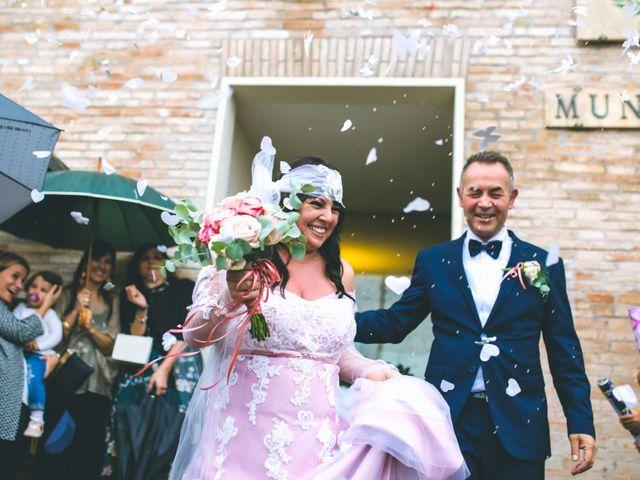 Il matrimonio di Claudio e Romina a Fano, Pesaro - Urbino 2