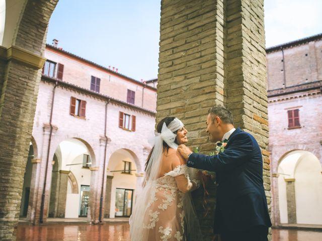 Il matrimonio di Claudio e Romina a Fano, Pesaro - Urbino 48