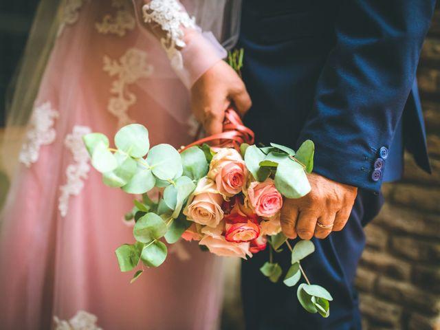 Il matrimonio di Claudio e Romina a Fano, Pesaro - Urbino 49