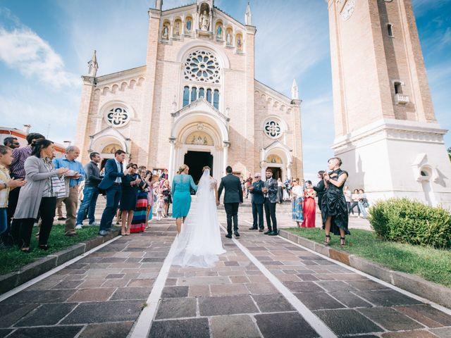 Il matrimonio di Matteo e Silvia a Cornuda, Treviso 8