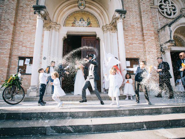 Il matrimonio di Matteo e Silvia a Cornuda, Treviso 10