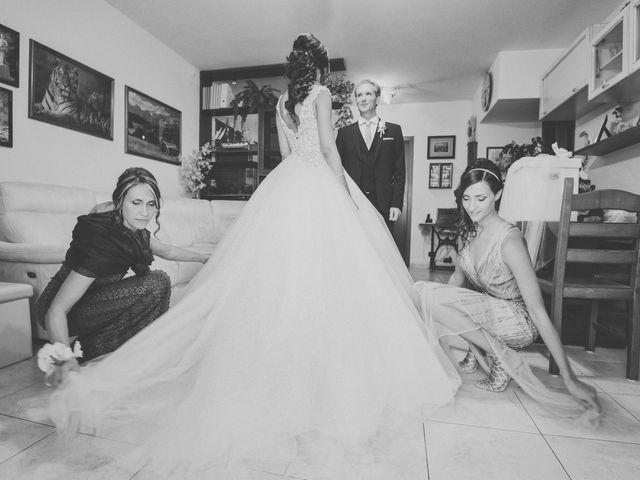 Il matrimonio di Davide e Naima a Bibbona, Livorno 11