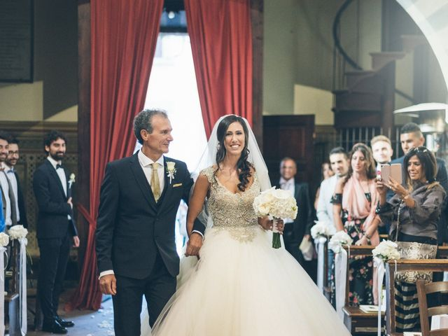 Il matrimonio di Davide e Naima a Bibbona, Livorno 12