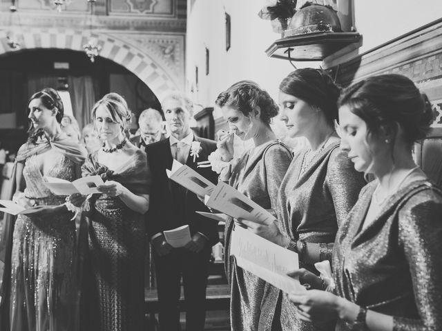 Il matrimonio di Davide e Naima a Bibbona, Livorno 13