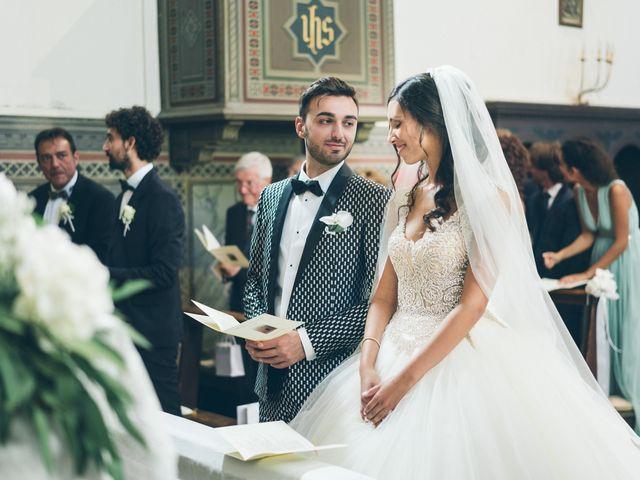 Il matrimonio di Davide e Naima a Bibbona, Livorno 15
