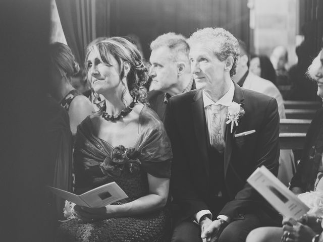 Il matrimonio di Davide e Naima a Bibbona, Livorno 17
