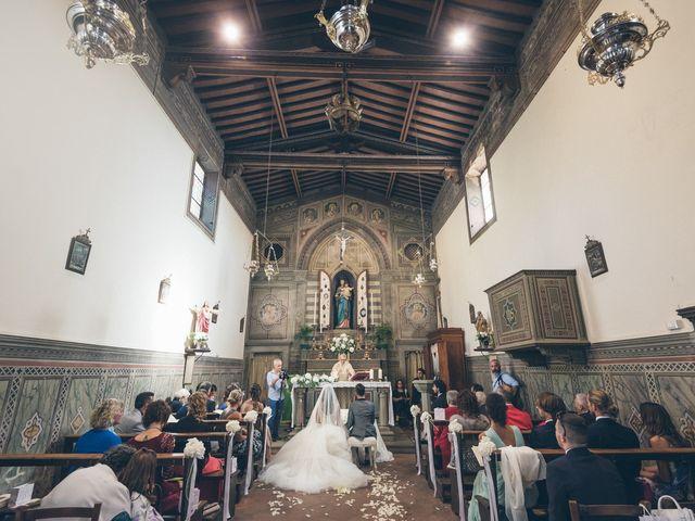 Il matrimonio di Davide e Naima a Bibbona, Livorno 18