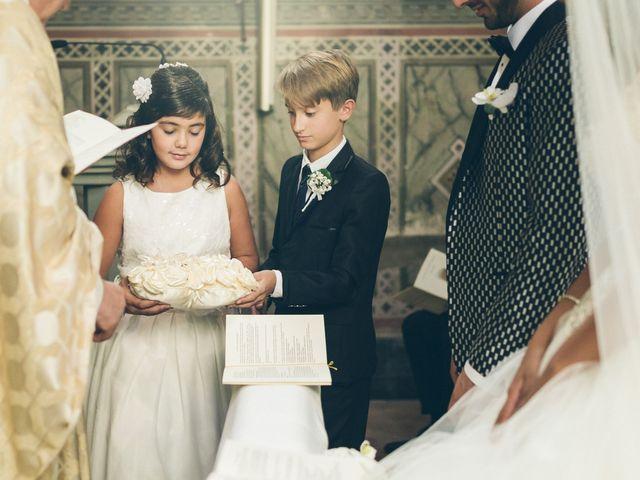 Il matrimonio di Davide e Naima a Bibbona, Livorno 20