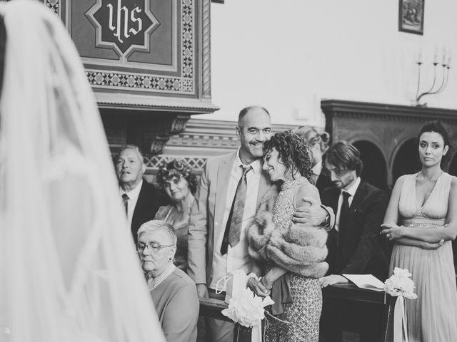 Il matrimonio di Davide e Naima a Bibbona, Livorno 22