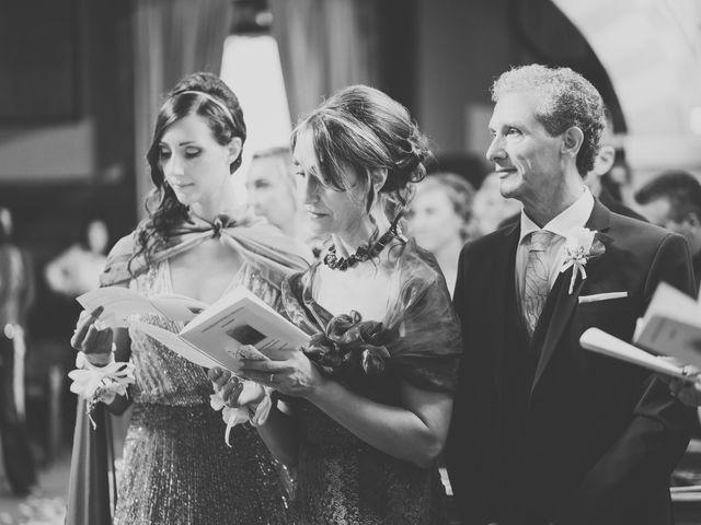 Il matrimonio di Davide e Naima a Bibbona, Livorno 24