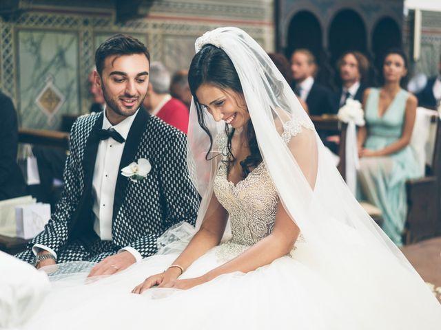 Il matrimonio di Davide e Naima a Bibbona, Livorno 25