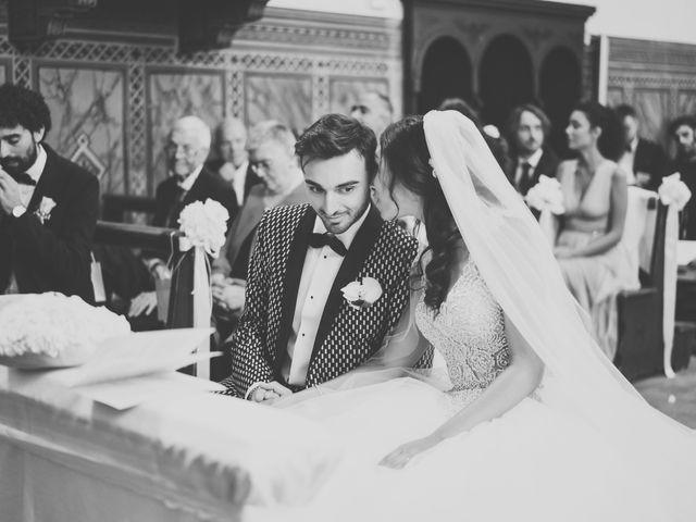 Il matrimonio di Davide e Naima a Bibbona, Livorno 27
