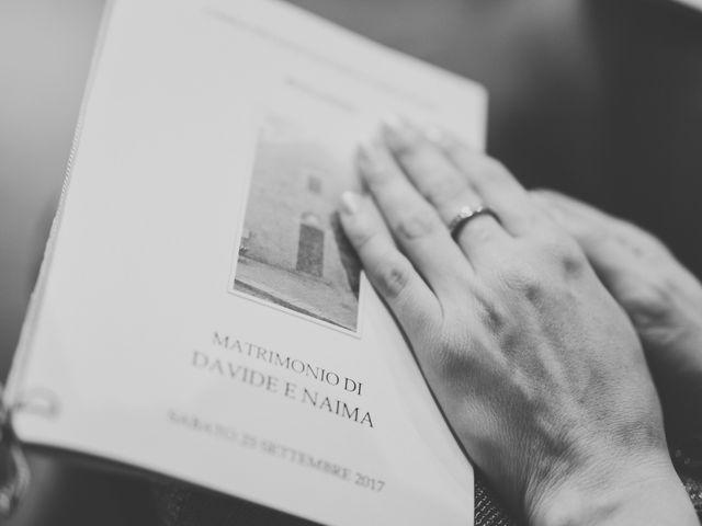 Il matrimonio di Davide e Naima a Bibbona, Livorno 28