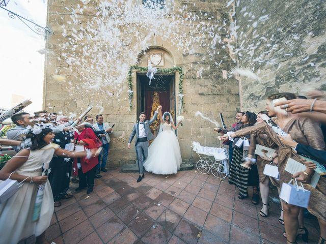 Il matrimonio di Davide e Naima a Bibbona, Livorno 29