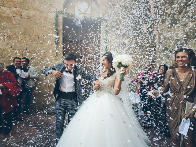 Il matrimonio di Davide e Naima a Bibbona, Livorno 30