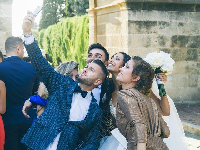 Il matrimonio di Davide e Naima a Bibbona, Livorno 31