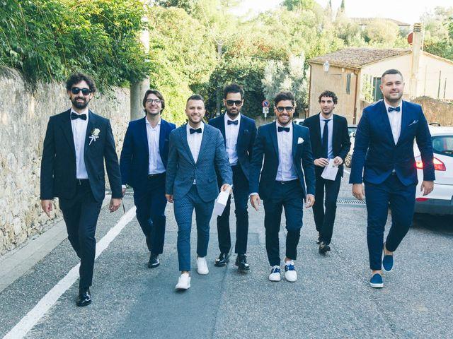Il matrimonio di Davide e Naima a Bibbona, Livorno 32