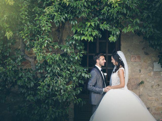 Il matrimonio di Davide e Naima a Bibbona, Livorno 33