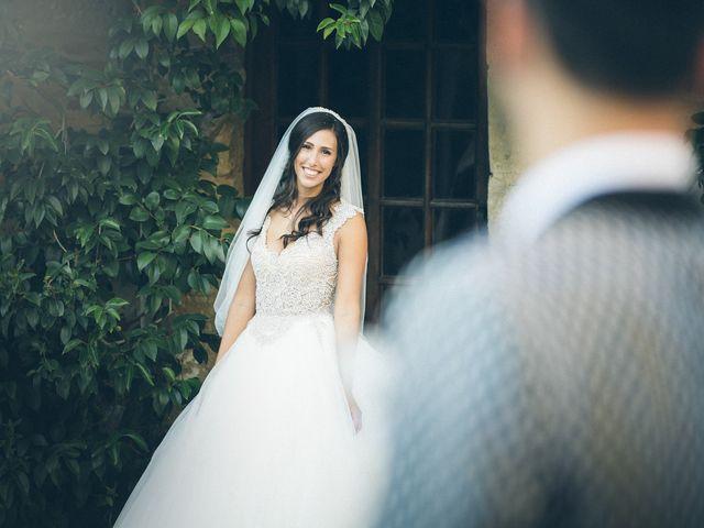 Il matrimonio di Davide e Naima a Bibbona, Livorno 34