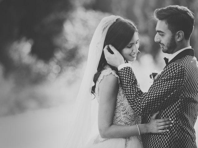 Il matrimonio di Davide e Naima a Bibbona, Livorno 39