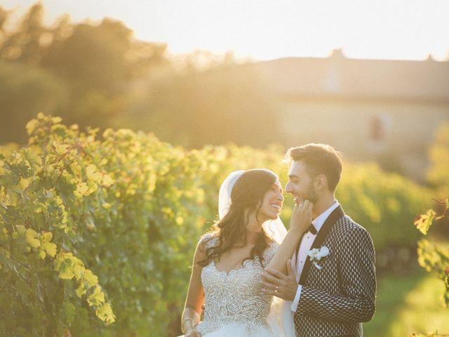 Il matrimonio di Davide e Naima a Bibbona, Livorno 42
