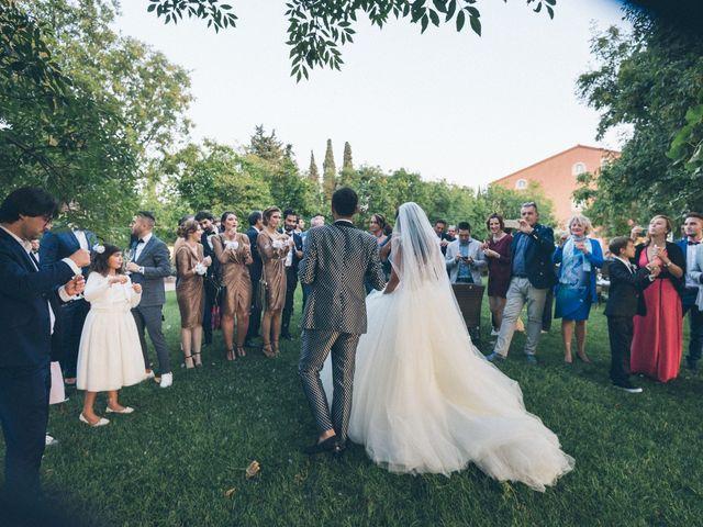 Il matrimonio di Davide e Naima a Bibbona, Livorno 47
