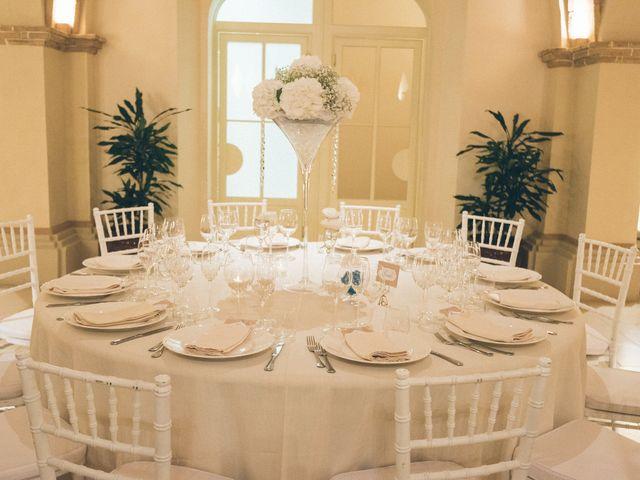 Il matrimonio di Davide e Naima a Bibbona, Livorno 57