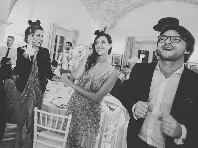 Il matrimonio di Davide e Naima a Bibbona, Livorno 60