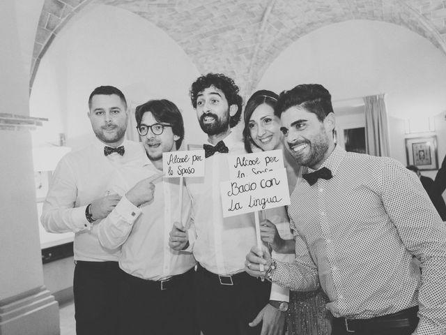 Il matrimonio di Davide e Naima a Bibbona, Livorno 62