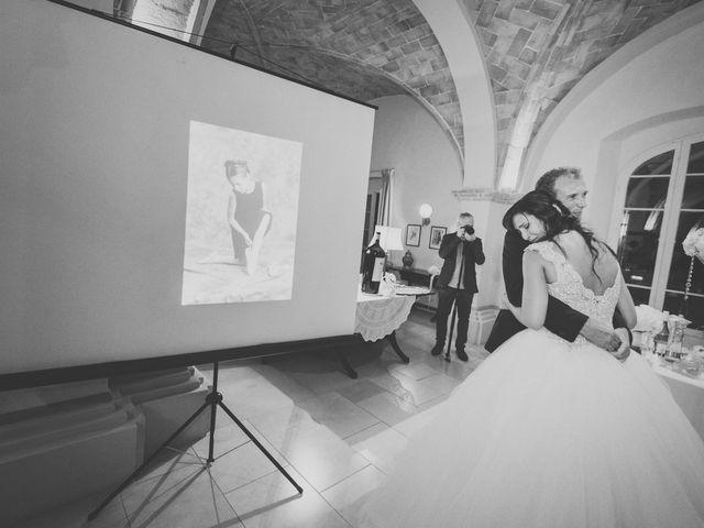 Il matrimonio di Davide e Naima a Bibbona, Livorno 64