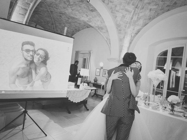Il matrimonio di Davide e Naima a Bibbona, Livorno 65
