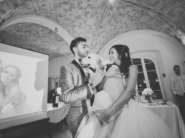 Il matrimonio di Davide e Naima a Bibbona, Livorno 66