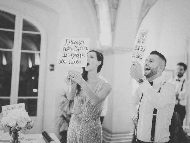 Il matrimonio di Davide e Naima a Bibbona, Livorno 67