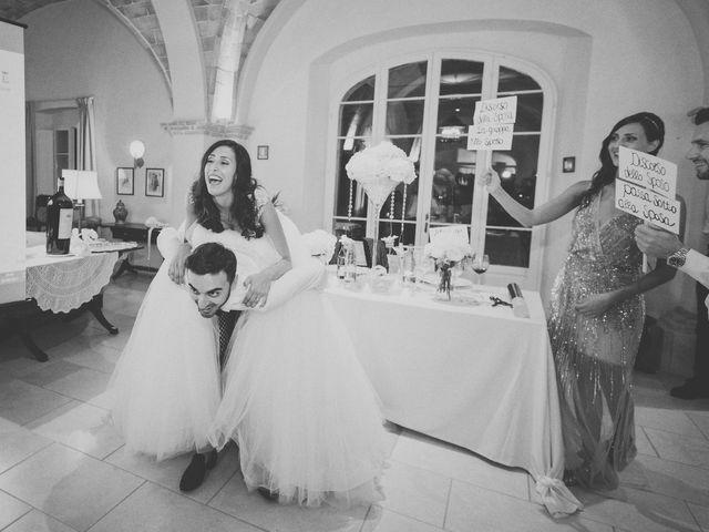 Il matrimonio di Davide e Naima a Bibbona, Livorno 68