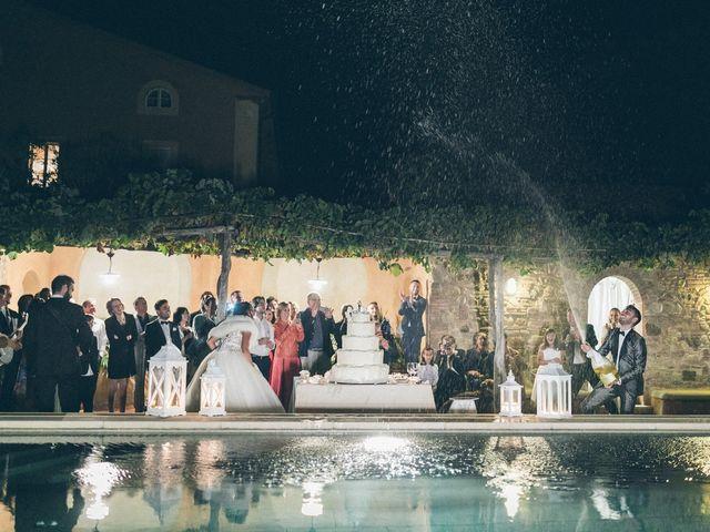 Il matrimonio di Davide e Naima a Bibbona, Livorno 70