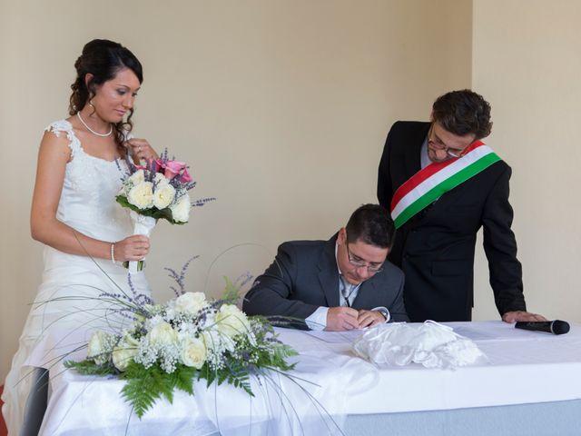 Il matrimonio di Simone e Sonia a Rezzato, Brescia 17