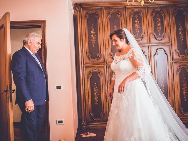 Il matrimonio di Alessandro e Francesca a CivitelladelTronto, Teramo 6