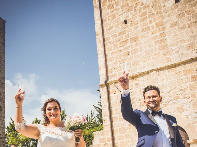 Il matrimonio di Alessandro e Francesca a CivitelladelTronto, Teramo 14