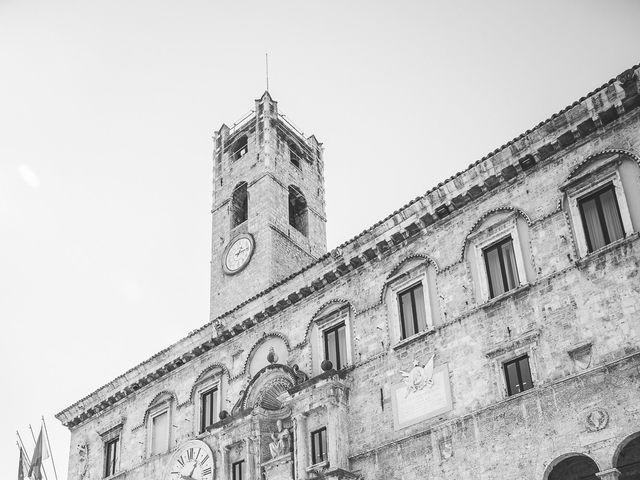 Il matrimonio di Alessandro e Francesca a CivitelladelTronto, Teramo 16