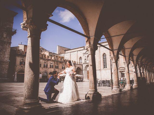 Il matrimonio di Alessandro e Francesca a CivitelladelTronto, Teramo 17